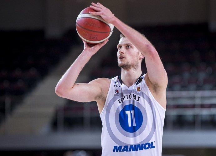 Dž.Slavinskas pelnė 19 taškų (BNS nuotr.)