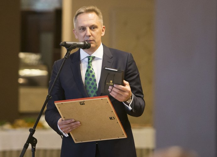 S.Gailiūnas liko vieninteliu klubo dalininku (www.kavolelis.lt)