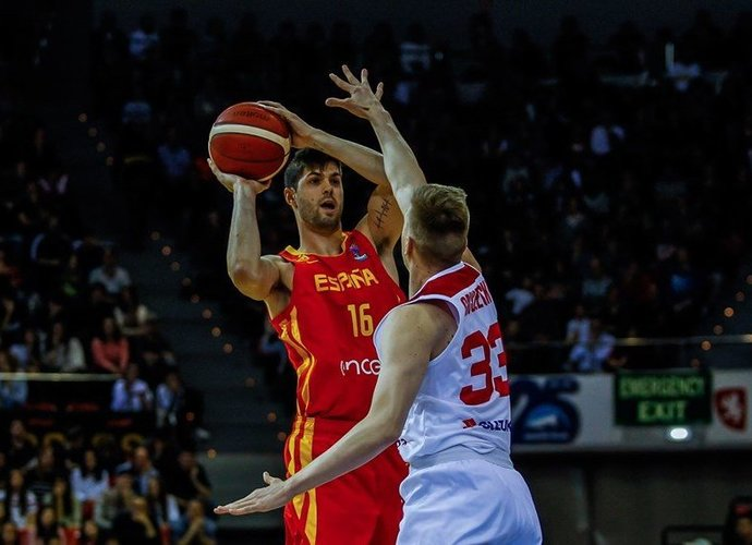 S.Yusta patyrė sunkią traumą (FIBA Europe nuotr.)