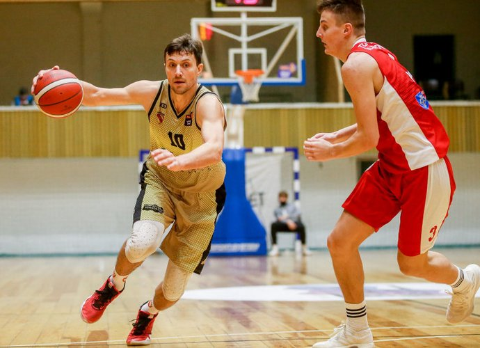 M.Ruikis pelnė 40 taškų (Foto: Matas Baranauskas)