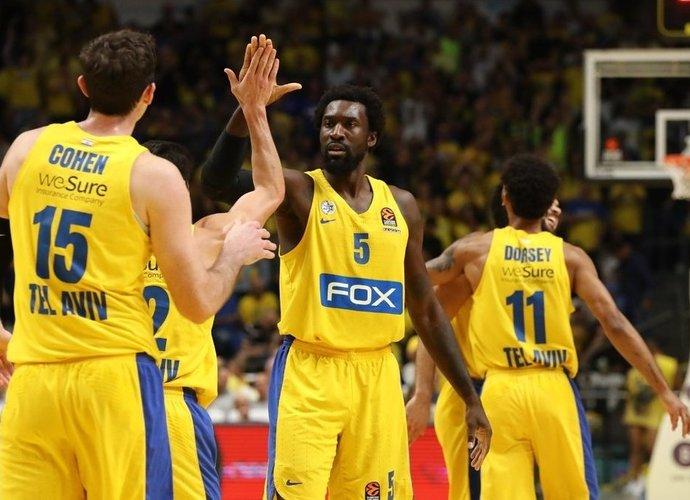 """""""Maccabi"""" žaidėjas pasipiktino reikalavimais"""