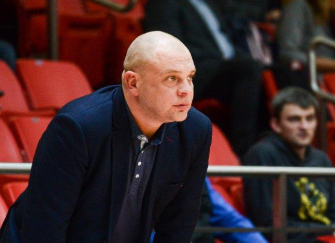 V.Kasmauskas neteko savo darbo (Fotodiena.lt)
