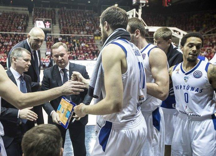 """""""Neptūnas"""" Čempionų lyga paliko itin apmaudžiai (FIBA Europe nuotr.)"""