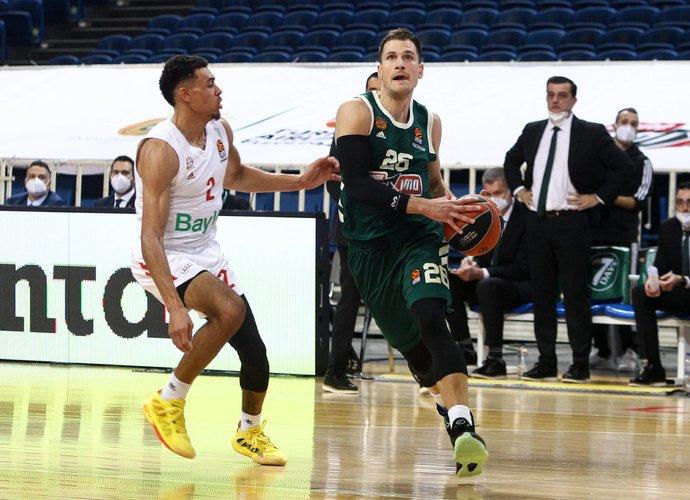 N.Nedovičius buvo rezultatyviausias tarp nugalėtojų (Scanpix nuotr.)