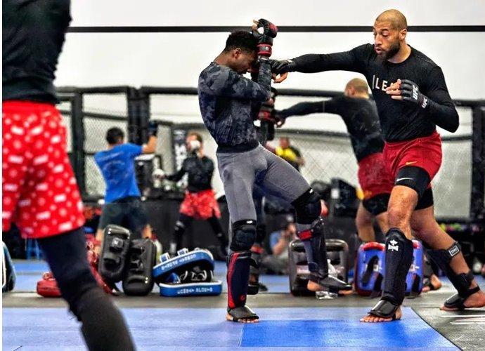 R.White'as rengiasi debiutui MMA kovose