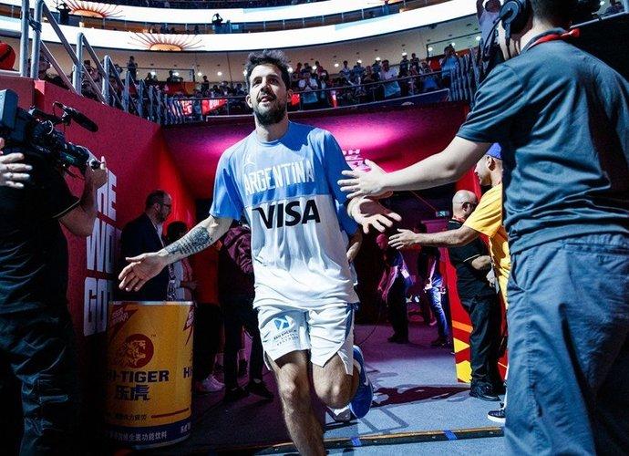 N.Laprovittola turnyrą baigė su sidabru (FIBA nuotr.)