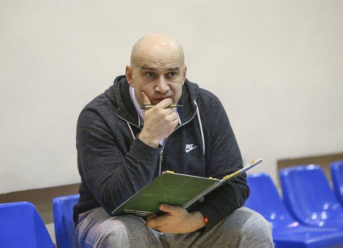 R.Radvila įvertino jaunimo rinktinių pasirodymą (Krepšinio namų nuotr.)