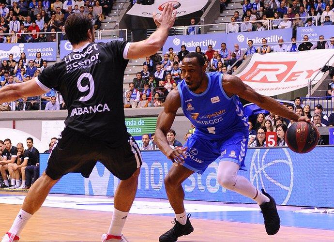 D.Suttonas rodo gerą žaidimą Ispanijoje