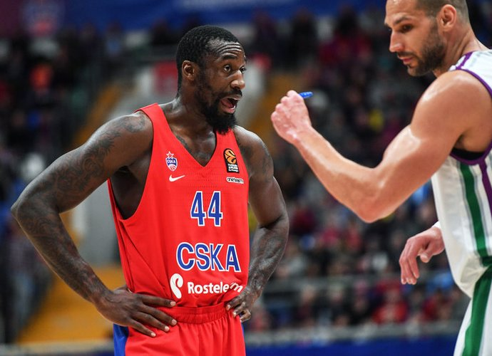 O.Hunteris įvardijo CSKA kaip stipriausią Eurolygos komandą (Scanpix nuotr.)