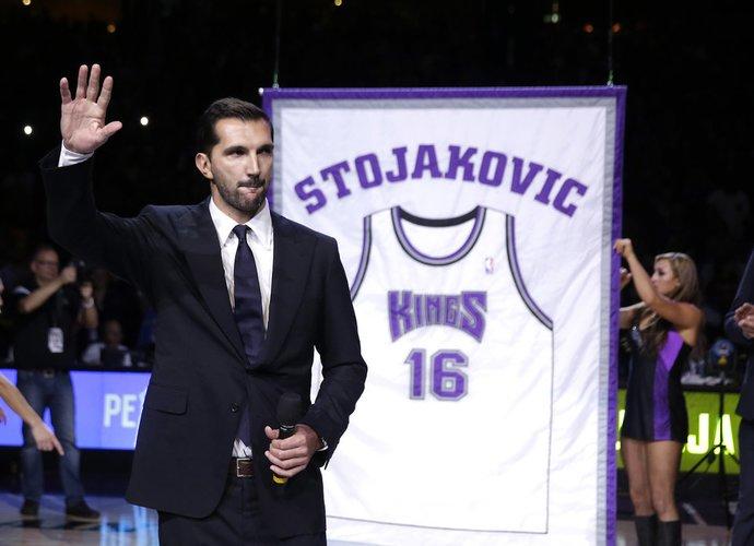 P.Stojakovičius lietuvius priskyrė prie pretendentų į medalius (Scanpix nuotr.)
