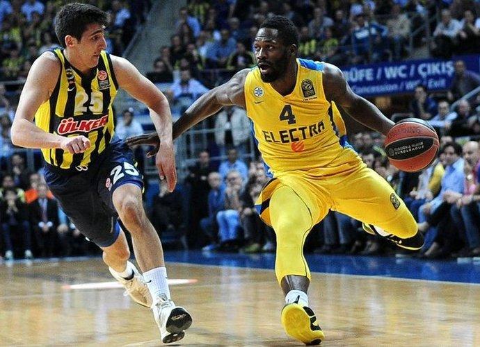 J.Pargo grįžo į Tel Avivo ekipą (Scanpix nuotr.)