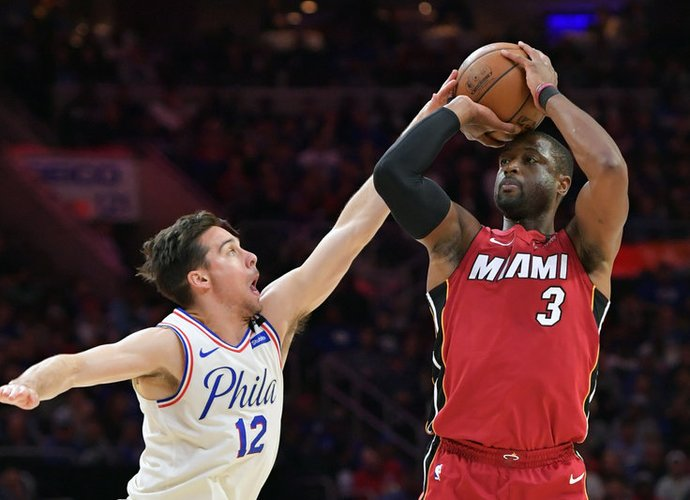 D.Wade'as nori vadovauti NBA klubui (Scanpix nuotr.)