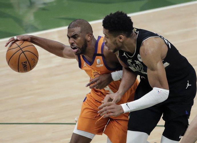 """Ch.Paulas atsidūrė """"Lakers"""" radare (Scanpix nuotr.)"""