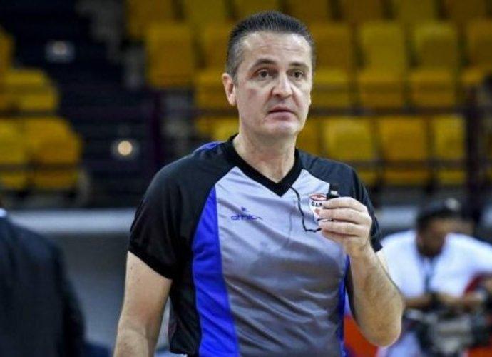 P.Anastopoulos sulaukė pavojingo išpuolio