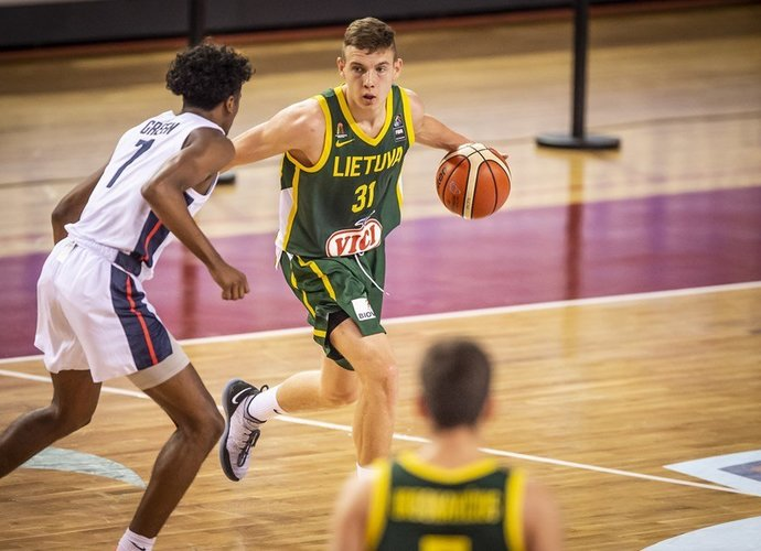 Devyniolikmečiai klupo pusfinalyje (FIBA nuotr.)
