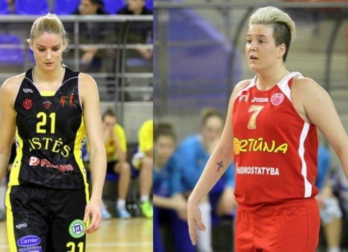 L.Svarytė ir M.Solopova užfiksavo nemažai šio sezono rekordų