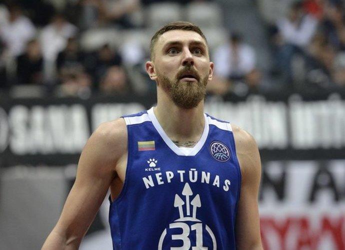 D.Gailius gali persikelti į Graikiją (FIBA Europe nuotr.)