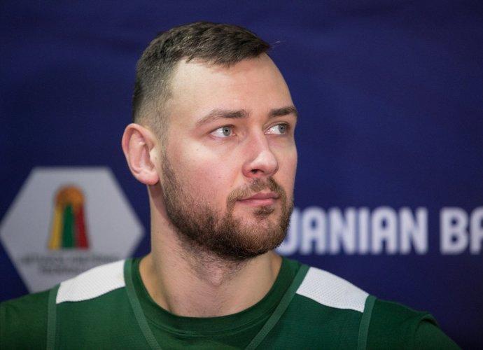 D.Motiejūną į savo gretas vilioja NBA ir Eurolygos klubai (BNS nuotr.)