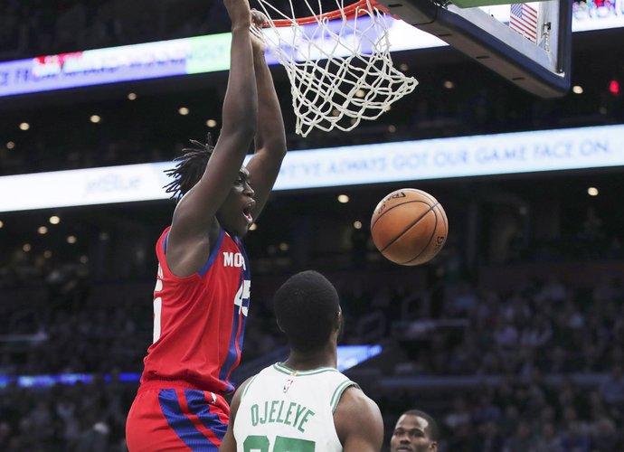 S.Doumbouya žaibiškai įsitvirtino NBA (Scanpix nuotr.)
