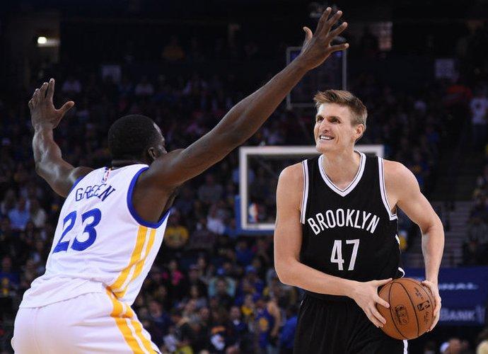 """""""Nets"""" klubas atsikratė A.Kirilenkos (Scanpix nuotr.)"""