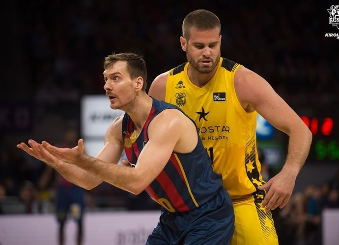 Ispanijos čempionai nori išlaikyti Z.Dragičių