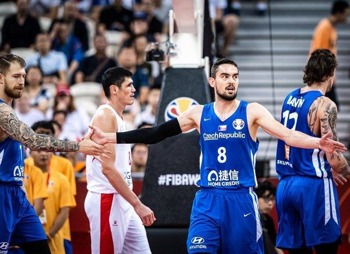 T.Satoransky žais rinktinėje (FIBA nuotr.)