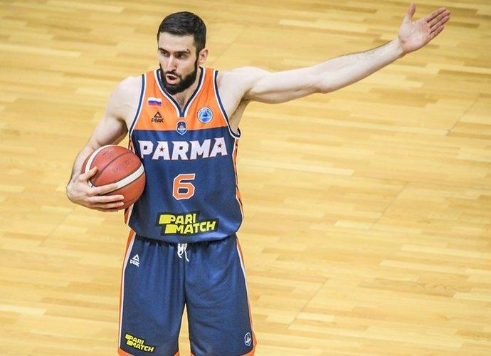 E.Žukauskas pelnė 20 taškų (FIBA Europe nuotr.)