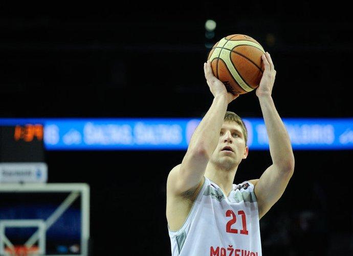 V.Pikalavičius tapo NKL savaitės žaidėju (Fotodiena.lt)