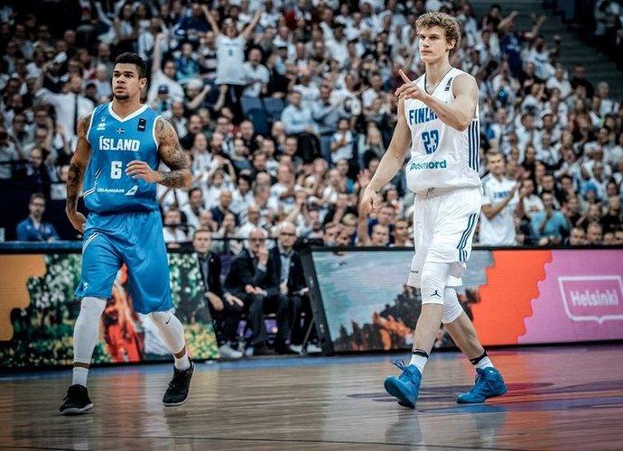 L.Markkanenas vedė suomius į pergalę (FIBA Europe nuotr.)