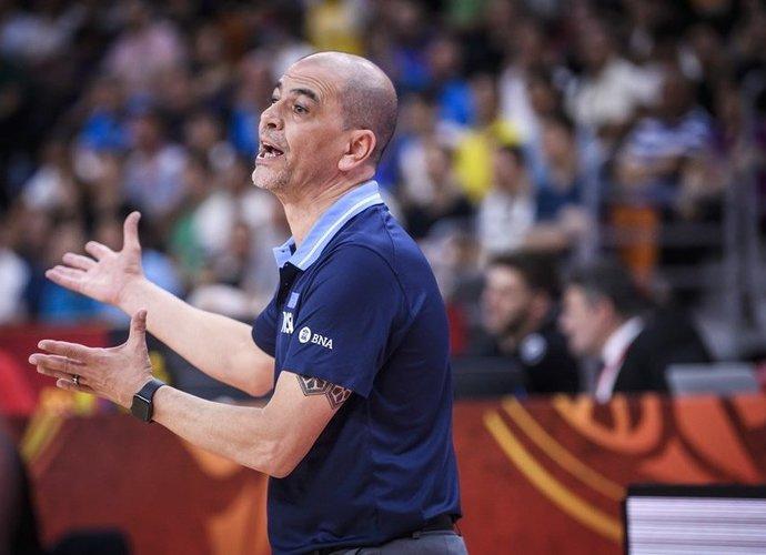 S.Hernandezas dirbs Saragosos ekipoje (FIBA nuotr.)