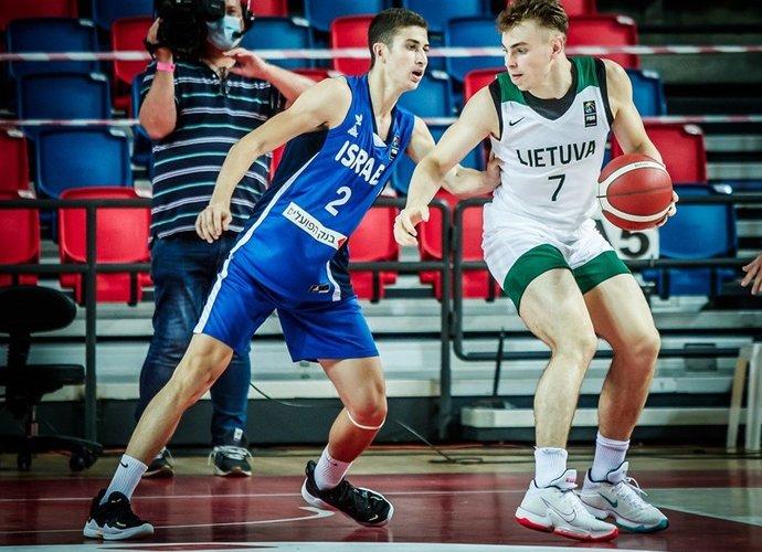 E.Butkus pelnė 22 taškus (FIBA nuotr.)