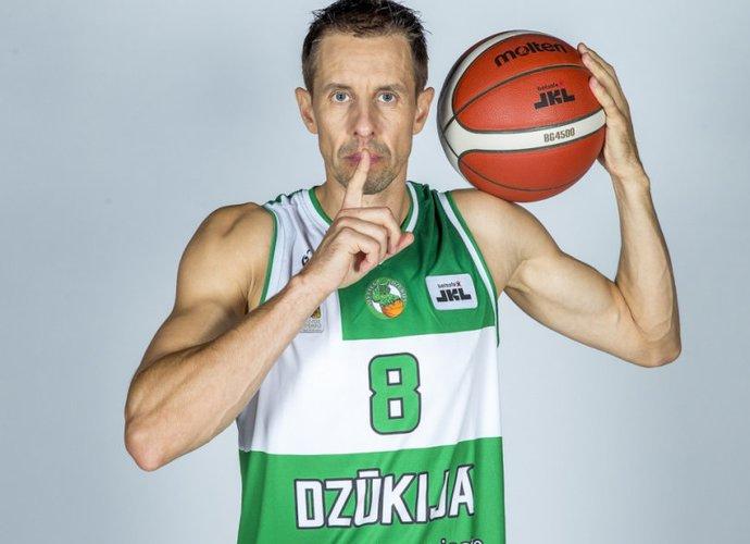 M.Lukauskis taps vyriausiu LKL žaidėju istorijoje  (LKL nuotr.)