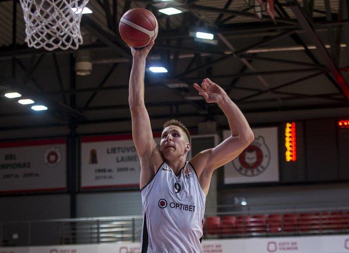 """T.Zdanavičius žais Islandijoje (""""Optibet Summer League"""" nuotr.)"""