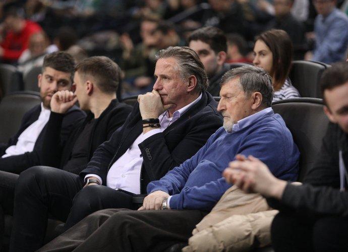 V.Bulotas tapo klubo sporto direktoriumi (BNS nuotr.)