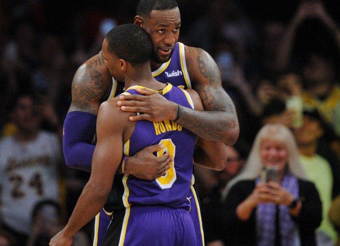 L.Jamesas nebėra toks geidžiamas NBA klubų (Scanpix nuotr.)