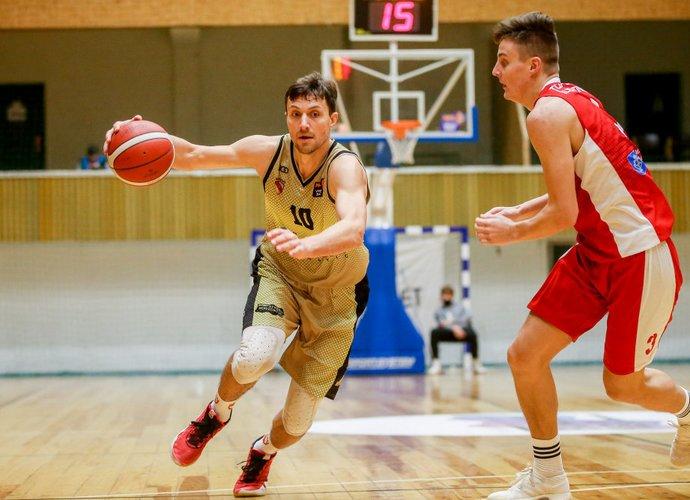 M.Ruikis buvo sunkiai sulaikomas (Foto: Matas Baranauskas)
