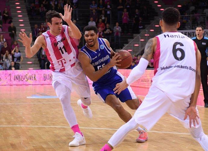 A.Freemanas debiutuos Eurolygoje (FIBA Europe nuotr.)