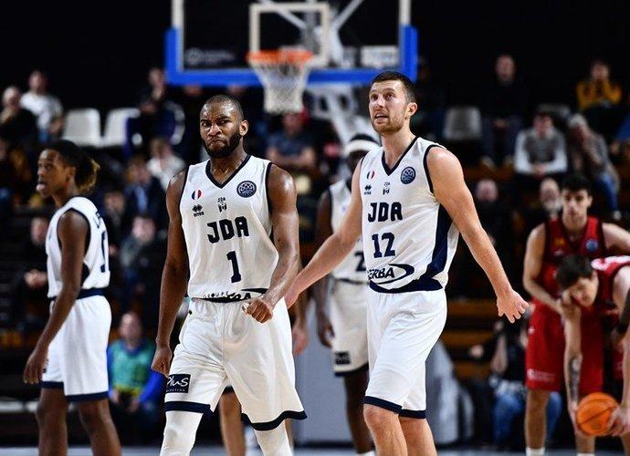 S.Kulvietis vėl džiaugėsi pergale (FIBA Europe nuotr.)