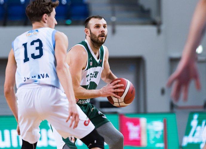 I.Razutis pelnė 12 taškų (Foto: Dainius Lukšta)