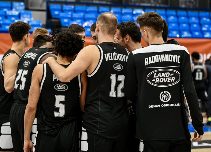 """""""Partizan"""" ambicijos sudužo į šipulius"""
