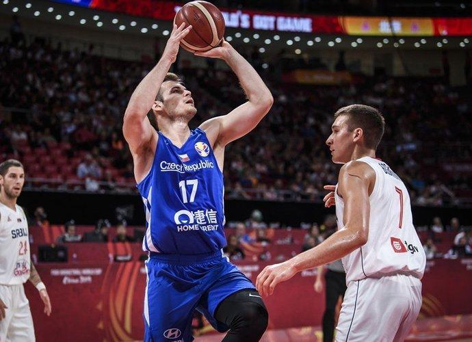 J.Bohačikas turėtų būti čekų lyderiu (FIBA nuotr.)