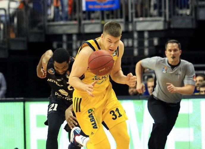 R.Giedraitis svajoja apie NBA (Scanpix nuotr.)