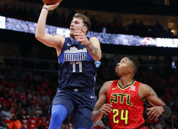 L.Dončičius yra ryškus NBA (Scanpix nuotr.)