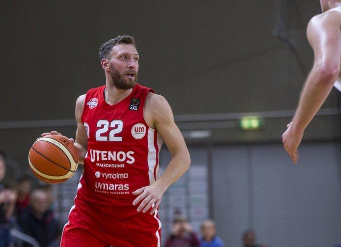 M.Runkauskas sieks rekordinio trofėjaus (BNS nuotr.)