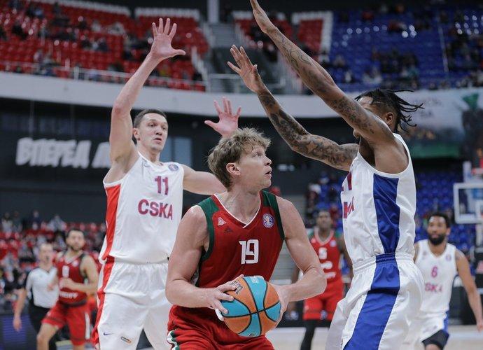 M.Kuzminskas vedė komandą į priekį (Vtb-league.com nuotr.)