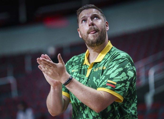 G.Petrauskas prisiminė apmaudžiausią savo seriją LKL (FIBA nuotr.)