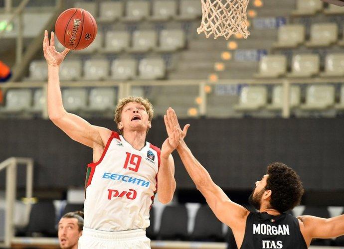 vM.Kuzminskas ir M.Kalnietis buvo naudingiausi savo ekipoje (Euroleague.net)
