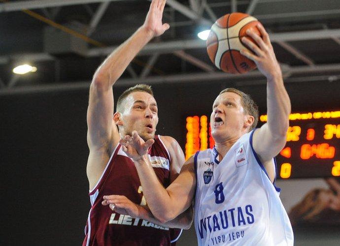 V.Šulskis tapo LKL savaitės naudingiausiu žaidėju (Fotodiena.lt)