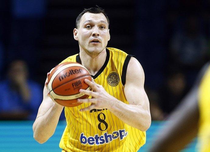 J.Mačiulis žais Pasaulio taurėje (FIBA Europe nuotr.)