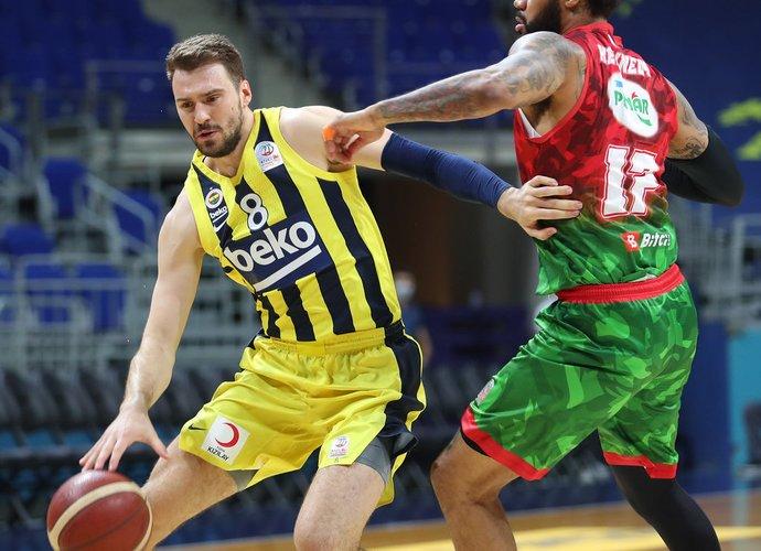M.Guduričius pelnė 12 taškų
